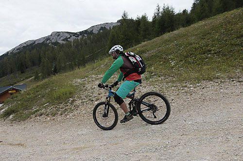Bau des Bike-Parks verzögert sich