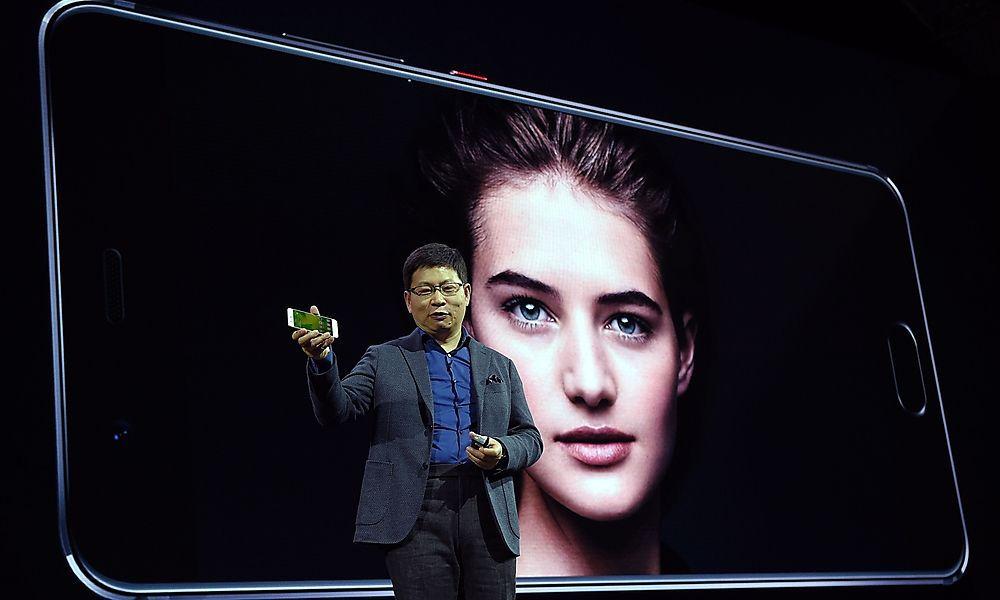"""Huawei will nun das weltweit beste """"Selfie-Smartphone"""" haben"""
