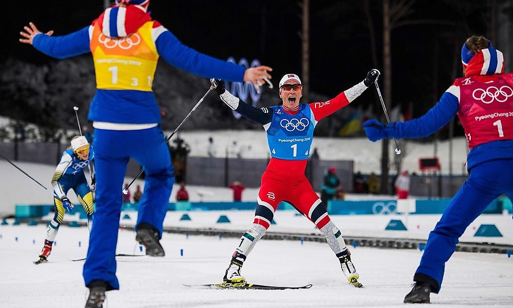 Das ist die erfolgreichste Winter-Olympionikin der Geschichte