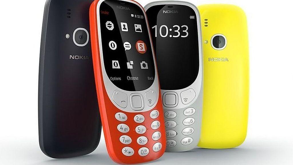 Ein Monat Standby-Zeit: Nokia zeigt neues 3310