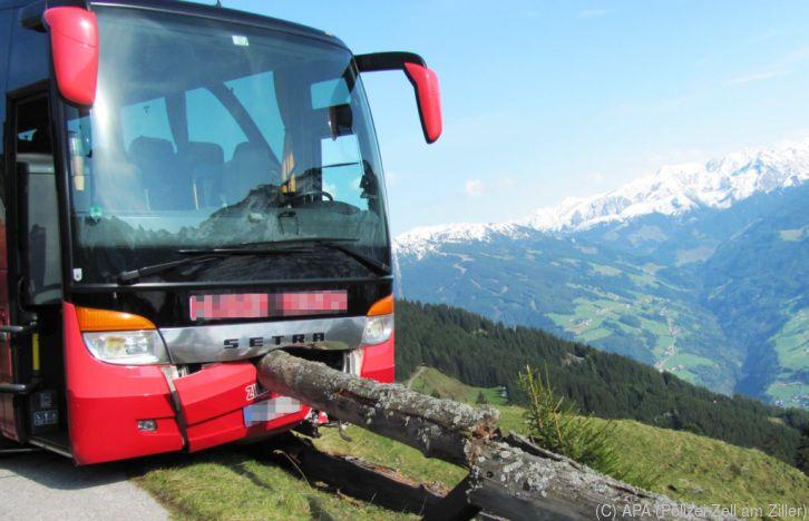 Bus-Katastrophe verhindert: Mann erhielt Medaille