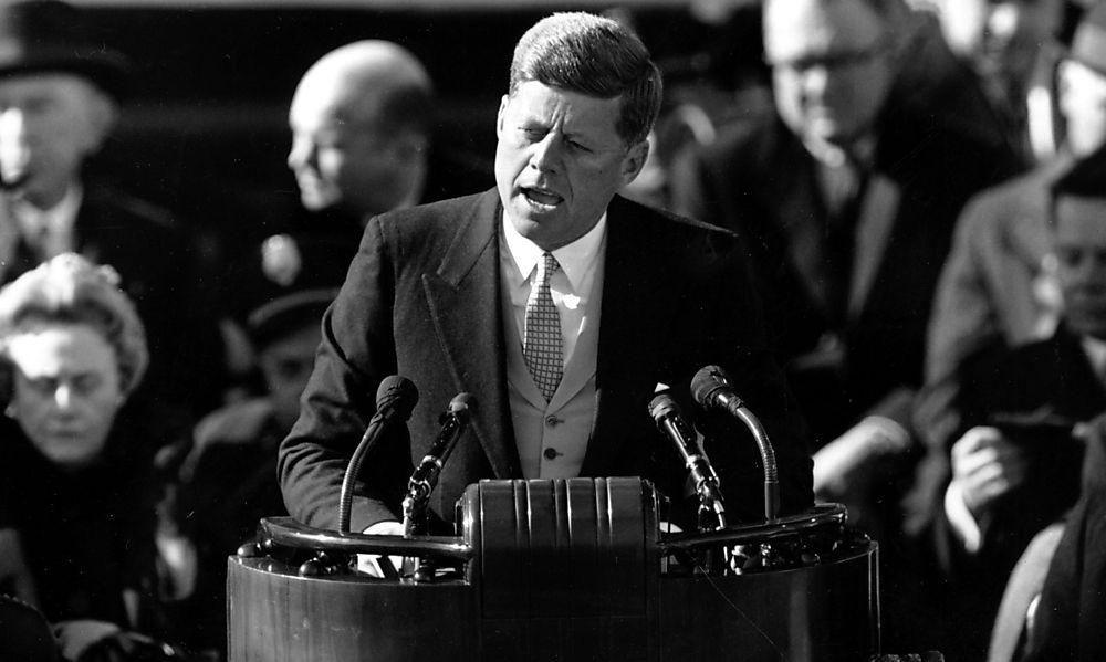 Zum Kennedy-Mythos: Er lebt, weil er tot ist