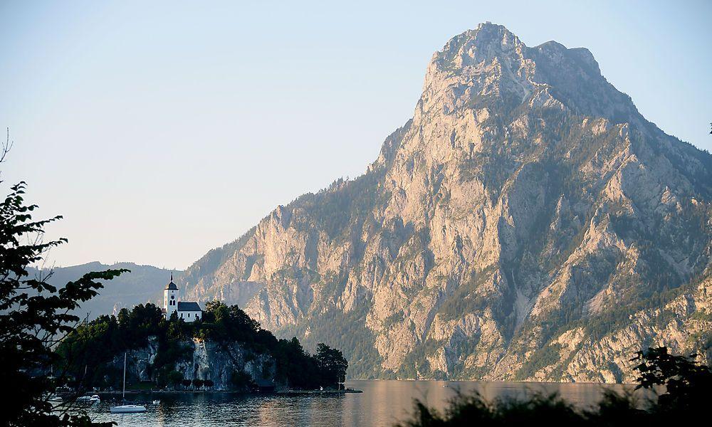 Bergsteiger stürzte am Traunstein in den Tod