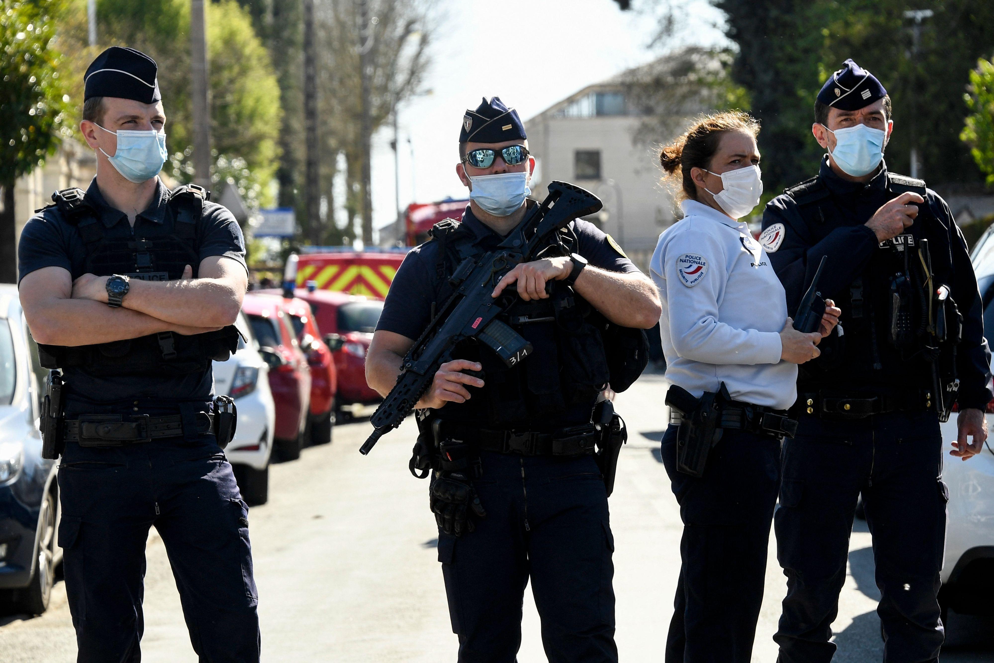 Paris: mutmaßlichem Terrorangriff