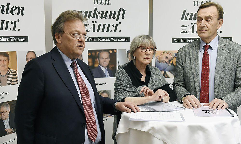 Überparteiliches Personenkomitee für Peter Kaiser