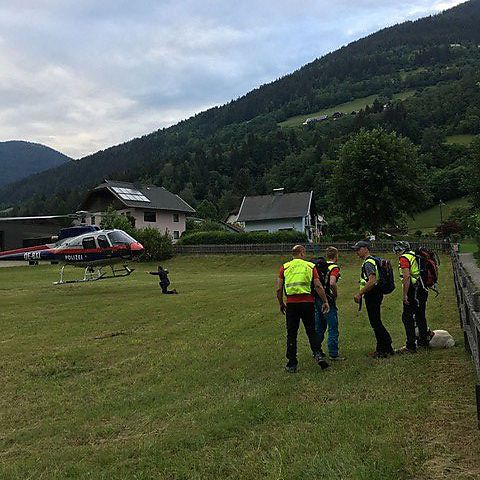 Vorarlberger starb bei Wanderung