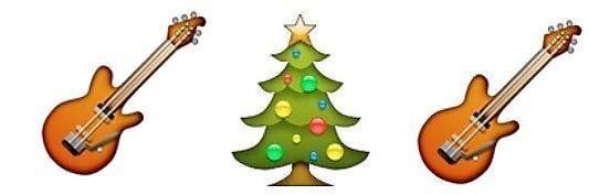 emoji quiz quiz erkennen sie die weihnachtslieder hinter. Black Bedroom Furniture Sets. Home Design Ideas