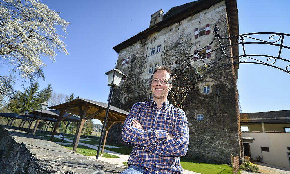 Neuer Betreiber für Schloss Moosburg