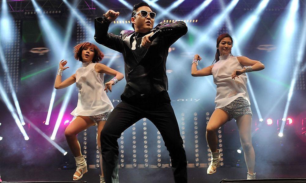 """Zu rasant für Seouls Fitnessstudios: Der Welthit """"Gangnam Style"""""""