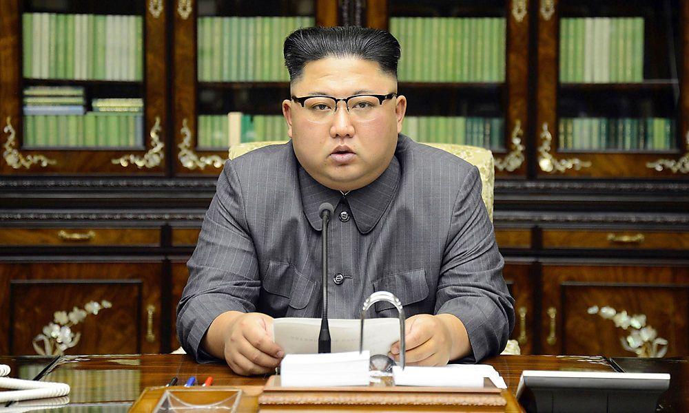 """Nordkoreas Außenminister: Raketenangriff auf USA """"unvermeidlich"""""""