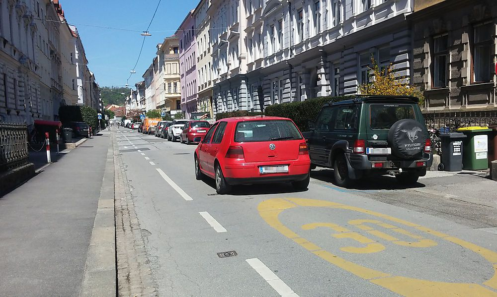Tempo 30 in Graz: Jetzt kommen fixe Radarkästen