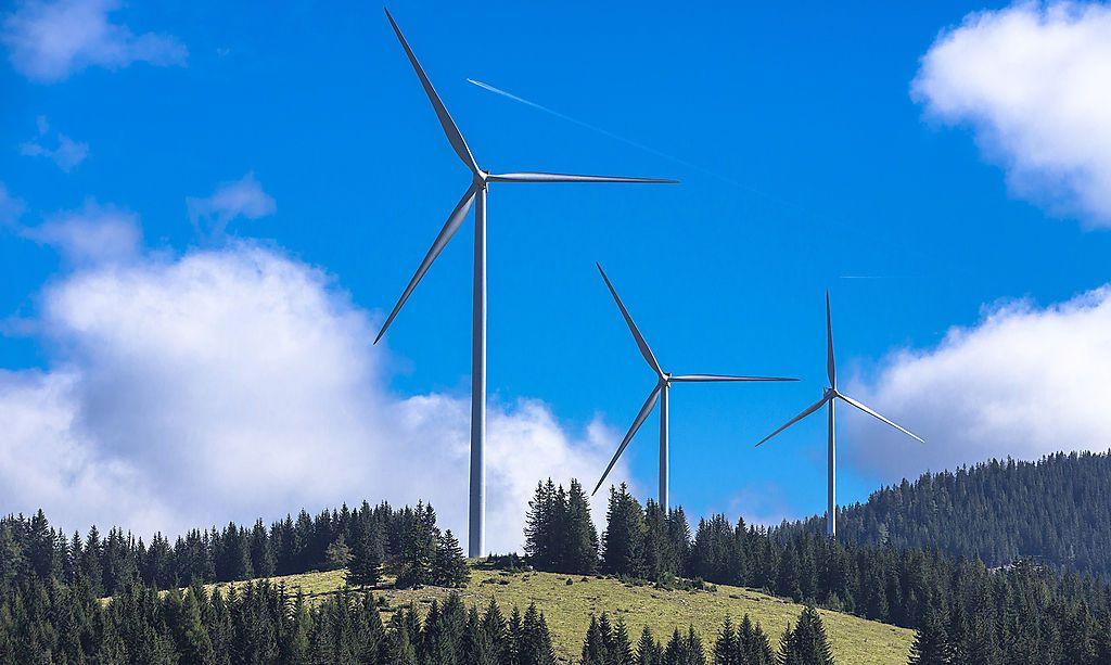 Startschuss für größten Windpark im Land
