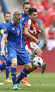 Alessandro Schöpf 2016 gegen Island