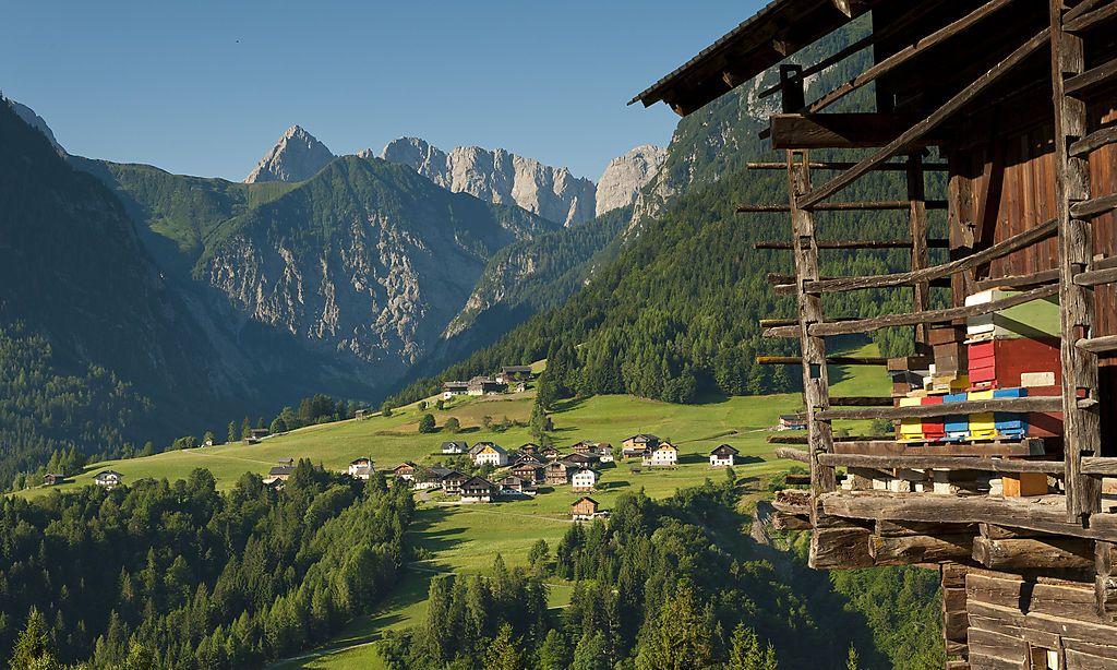Alpine Kulinarik im Lesachtal ist Spiegel der Landschaft
