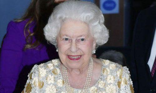 Queen Elizabeth besucht ein Konzert mit Sting & Co.