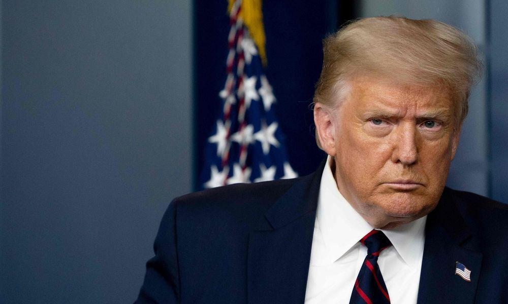 Trump wird ab morgen Prozess gemacht