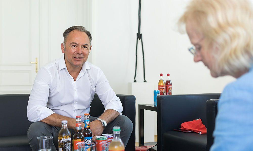 Gerhard Schilling im Interview mit Claudia Haase