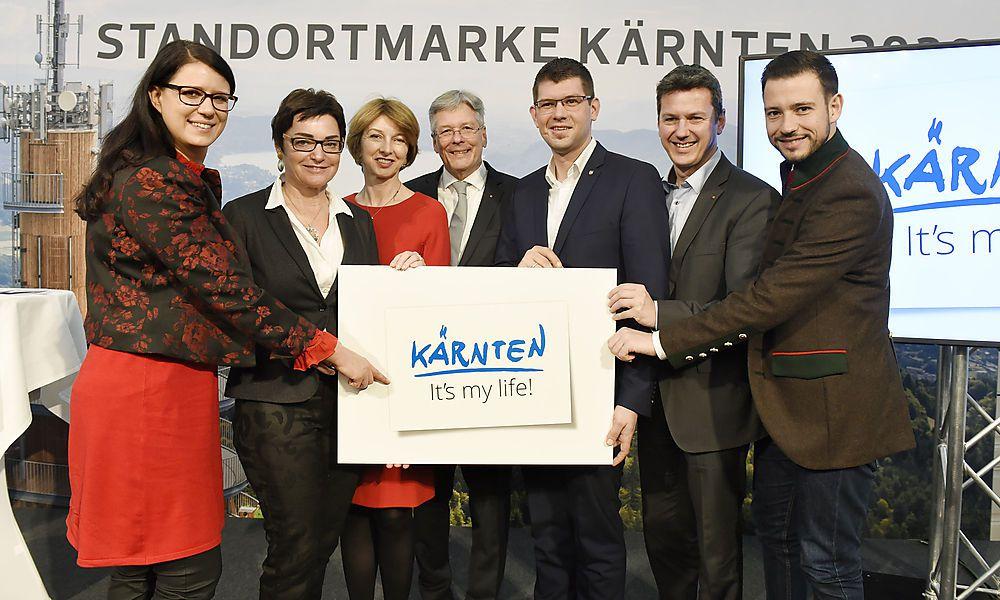 Kärnten-Slogan regt auf: Zwischen