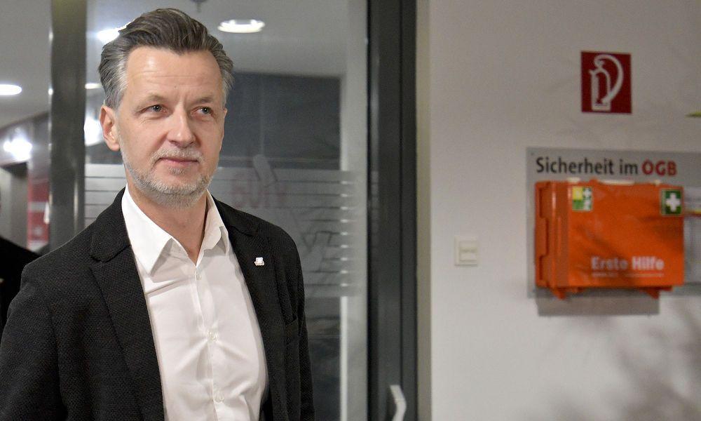 vida-Chef Roman Hebenstreit