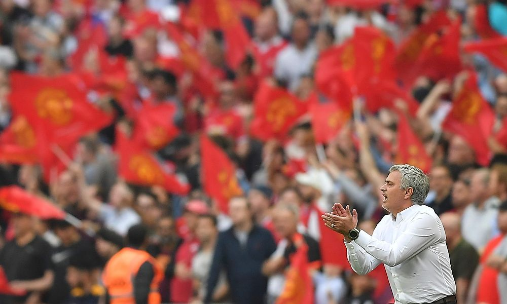 Manchester United im FA-Cup-Finale