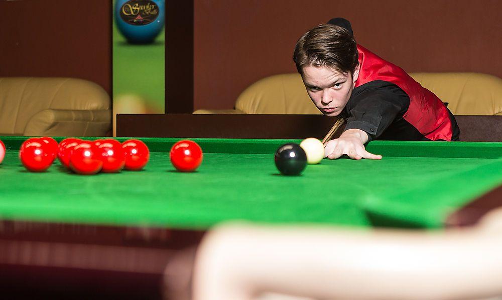 Die Snooker-Weltspitze im Fokus