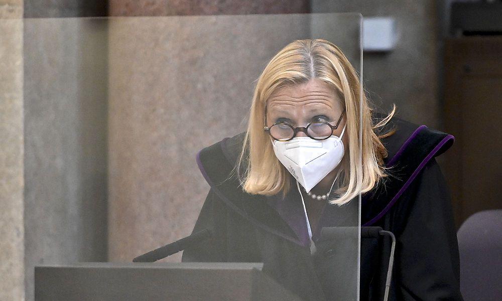 Richterin Claudia Moravec-Loidolt