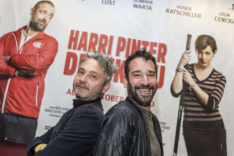 Mit Video Harri Pinter Drecksau Auch In Villach Kleinezeitungat