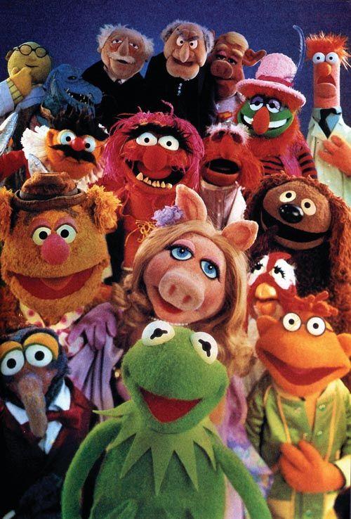 """Das (fast vollständige) """"Muppet Show""""-Aufgebot"""