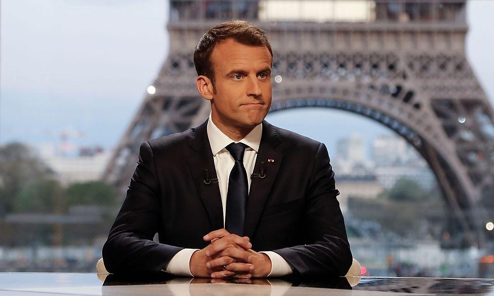 Macron will mit Moskau und Ankara verhandeln