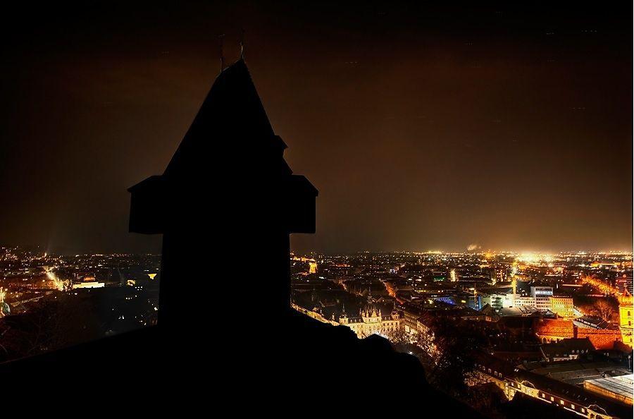 Uhrturm und Co. werden wieder verdunkelt