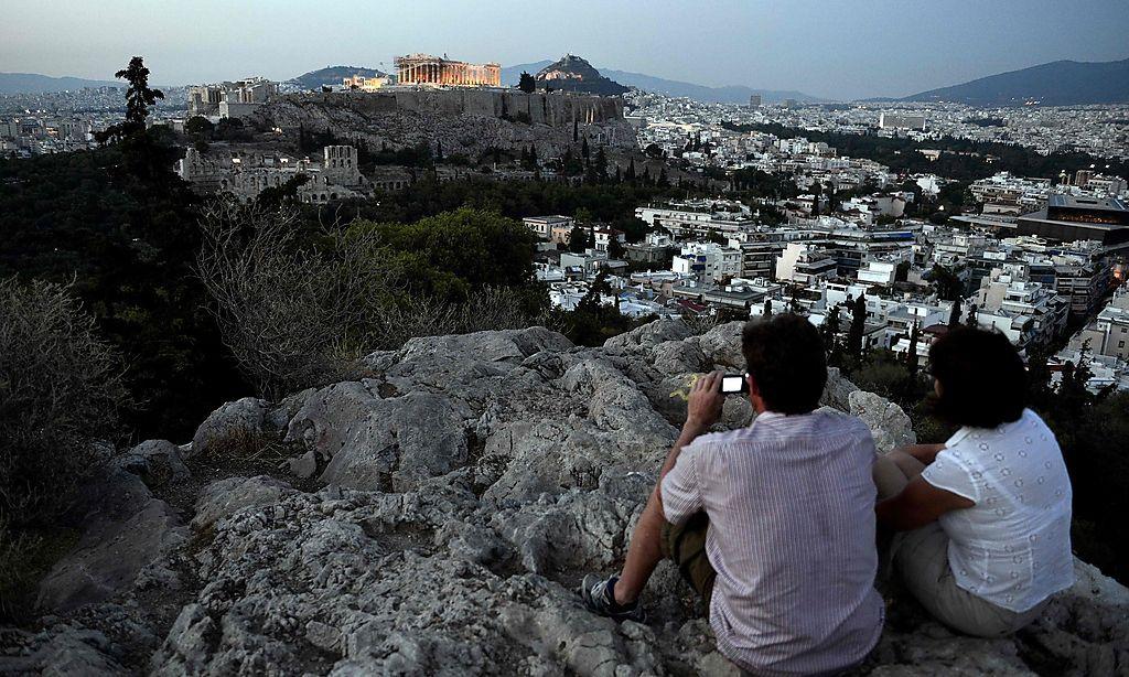 Mehr als 400.000 Griechen wegen Finanzkrise ausgewandert