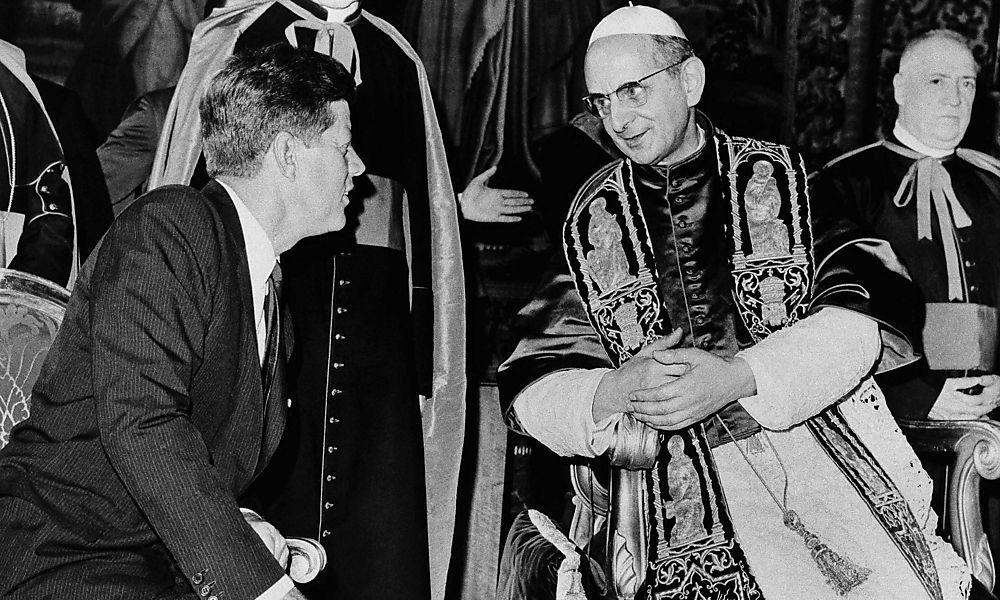 Papst Paul VI. wird noch dieses Jahr heiliggesprochen