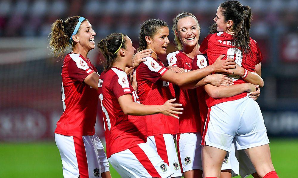 Zehn Gründe für den Erfolg von Österreichs Fußball-Frauen