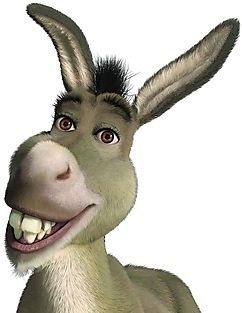 Esel Shrek