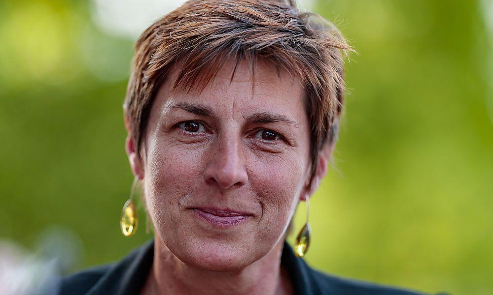 Trennen sich die Grünen von ihrer Spitzenkandidatin?