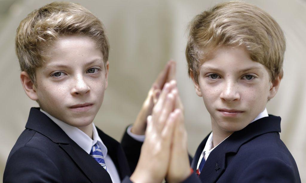 Lukas Und Elias Schwarz