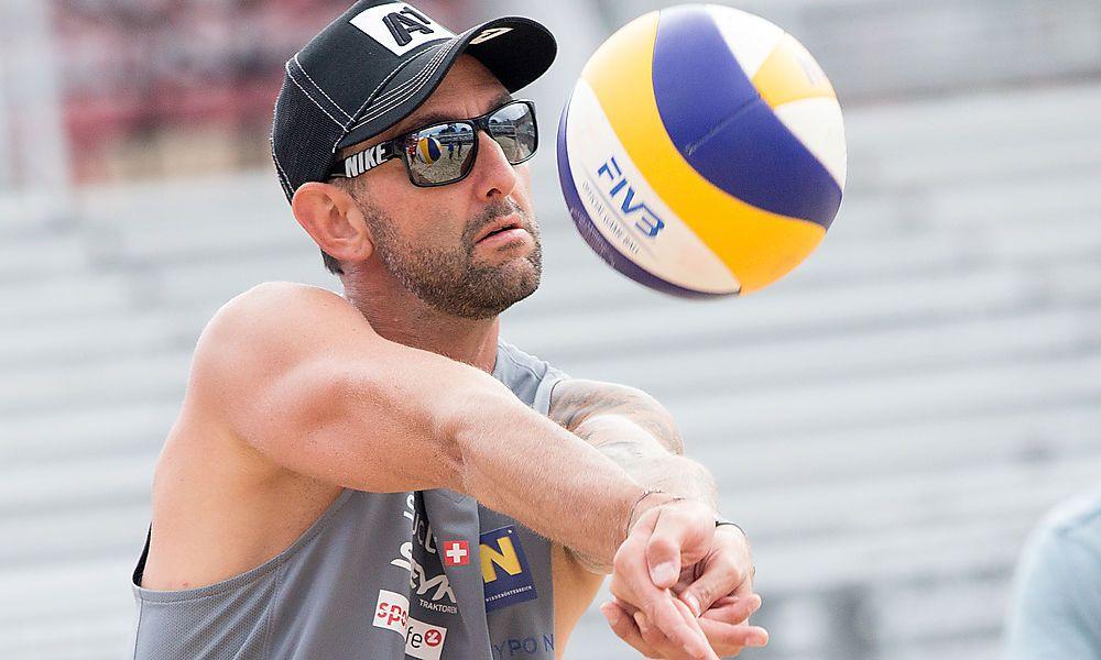 Jetzt live: Pressekonferenz zur Beachvolleyball-WM