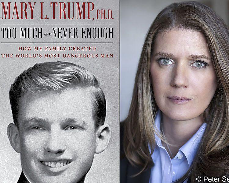 Enthüllungsbuch von Trumps Nichte