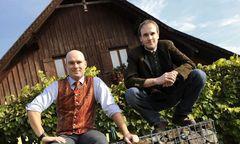 Markus und Peter Skoff / Bild: apresvino.com