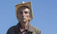 "Harry Dean Stanton in ""Lucky"" / Bild: AP"