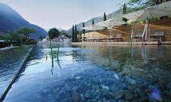 Naturbadeteich mit grandioser Aussicht / Bild: KK/HINTEREGGER