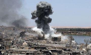 Mossul wurde erst kürzlich nach schweren Kämpfen zurückerorbert  / Bild: APA/AFP/AHMAD AL-RUBAYE