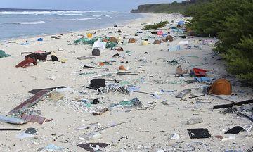 Die Natur vermüllt zunehmend, darunter leiden Mensch wie Tier / Bild: AP