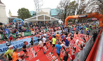 RUNNING - Graz Marathon 2017 / Bild: (c) GEPA pictures (GEPA pictures/ M. Oberlaender)