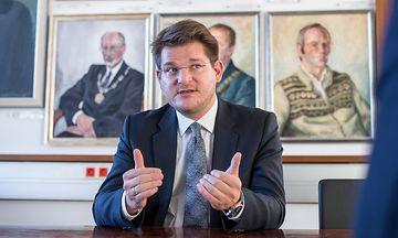 Oliver Vitouch, Rektor der Universität Klagenfurt, kritisiert die lange Studiendauer in Österreich / Bild: KLZ/Traussnig