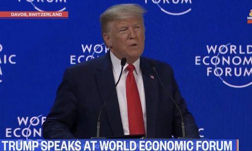 Trumps Wahlrede an die Welt ging am Klimawandel vorbei