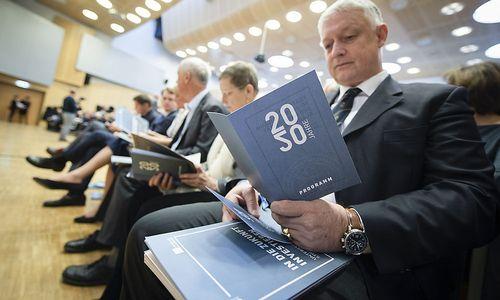 """Uni Klagenfurt feierte 50. Gründungstag – """"418 Jahre zu spät"""""""