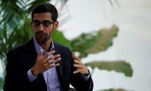 Google-Chef will Regulierung für Gesichtserkennung-Technologie