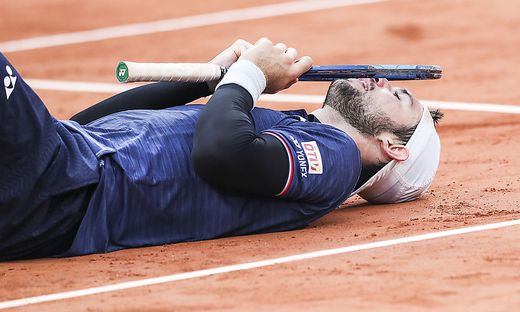 TENNIS - ATP, French Open 2020