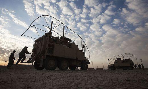US-Einsatz im Irak
